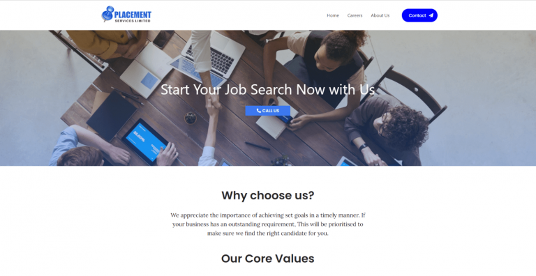 Placement Services Limited