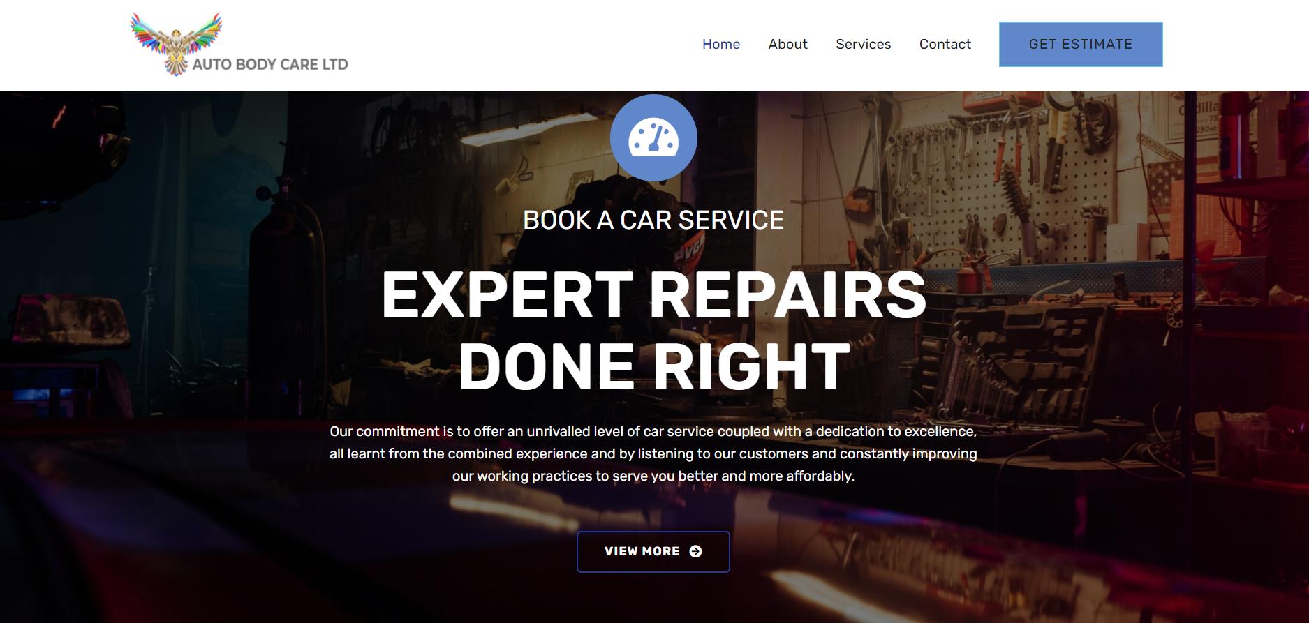 Auto Body Care