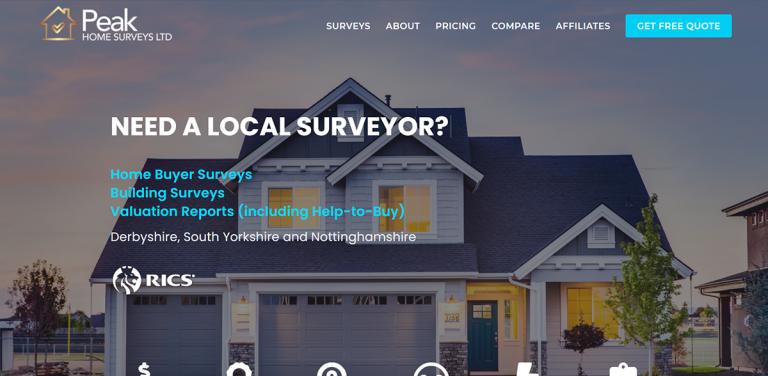 Peak Home Surveys